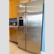 Rachel's Nest Cleaning Stainless Steel Appliances, Naturally