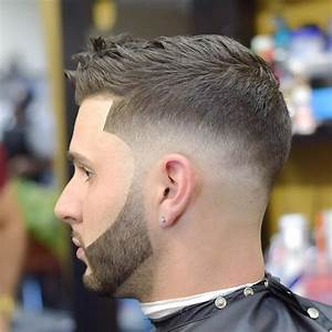 Dégradé Homme Progressif : top 100 coiffures en d grad top 100 coiffures en ~ Melissatoandfro.com Idées de Décoration