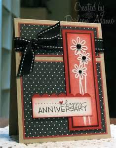 Handmade Anniversary Greeting Card Ideas