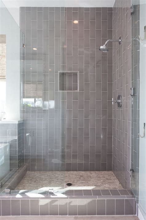 ideas  gray subway tiles  pinterest gray