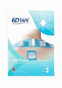 6d Tape  U2013 1 Meter Strip With Instruction Manual