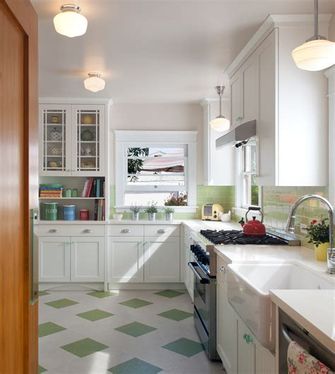 green kitchen floor 100 beautiful kitchens to inspire your kitchen makeover 1409