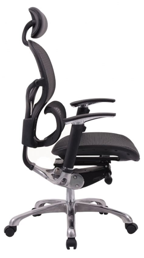 ergonomically correct chair for more efficient workplace