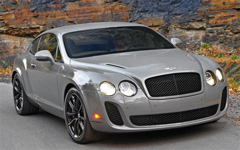bentley continental 2010 2010 bentley continental supersports first drive and