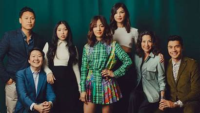 Rich Asians Crazy Cast Movies Take York