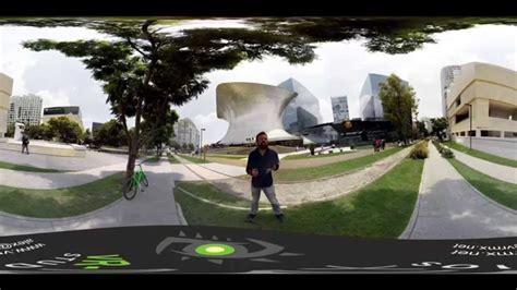 360° Mexico City Virtual Tour Vr Youtube