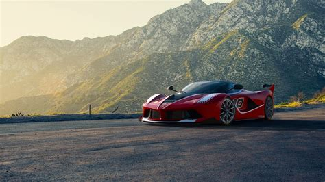 Ferrari portofino m, 2020 cars, 5k. Wallpaper : Ferrari, supercar, sports car, red, mountains 1920x1080 - wallup - 1002510 - HD ...