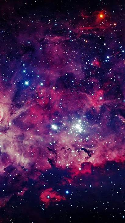 Galaxy Space Wallpapers Background Android Samsung Latar