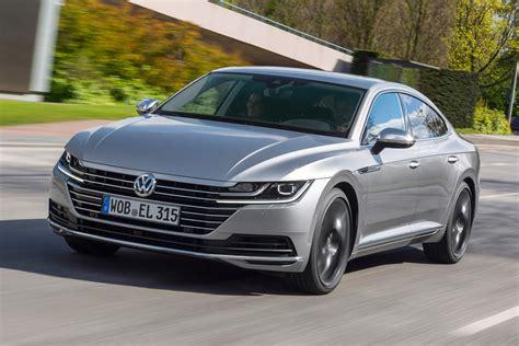 volkswagen arteon new volkswagen arteon 2 0 bi tdi 2017 review auto express