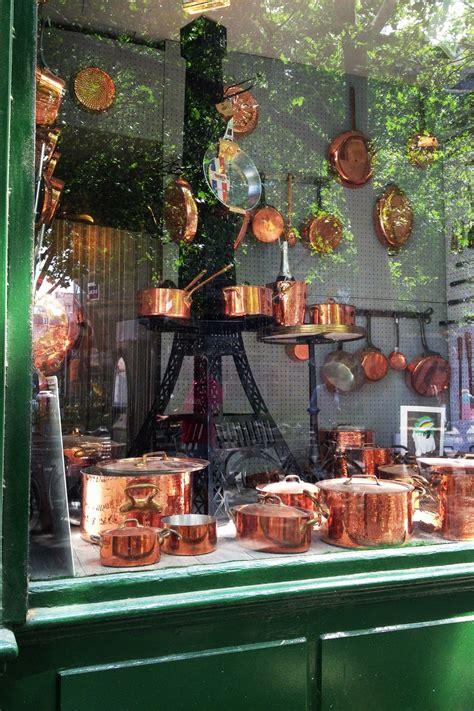 dehillerin paris copper pots copper copper kitchen