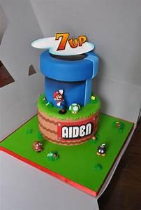 Super Mario Kuchen : 96 besten cake gamer bilder auf pinterest 3d kuchen backen und modeln ~ Frokenaadalensverden.com Haus und Dekorationen