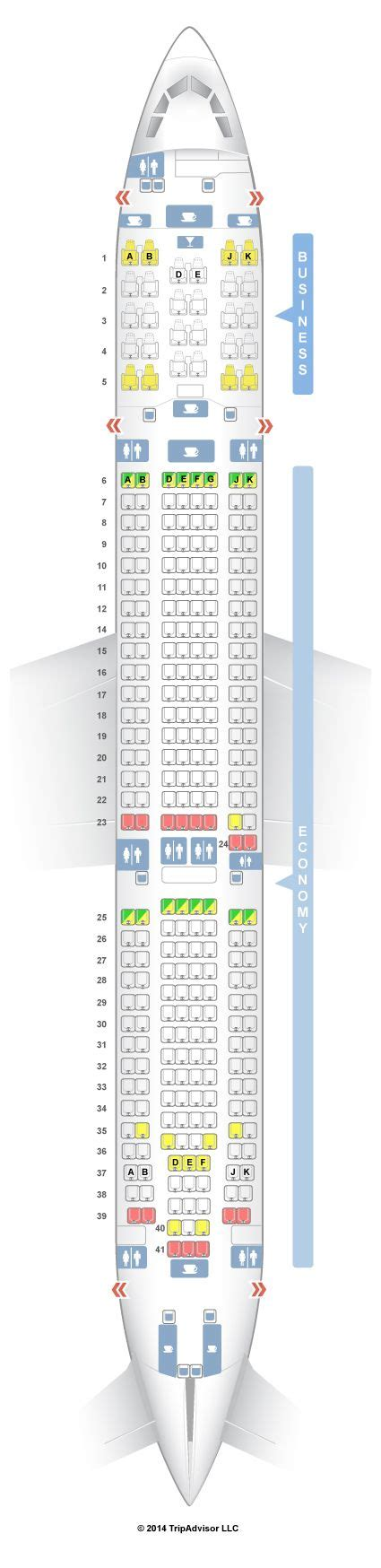 airbus a340 300 stoelindeling seatguru seat map turkish airlines airbus a330 300 333