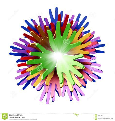Diverse Background Diversity Stock Illustration Image 39562351