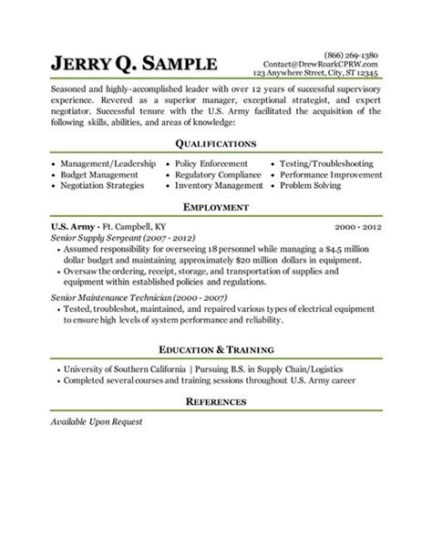 To Civilian Resume Help by Best Resume Writing Service Chicago To Civilian