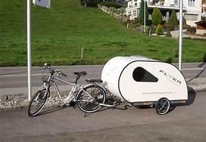 E Bike Für Fahrradanhänger : der flyer ist ein spezieller wohnwagen f r fahrr der und ~ Jslefanu.com Haus und Dekorationen