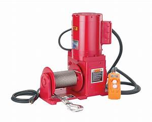 Hand Winches  Electric Winches  And Heavy Duty Winches