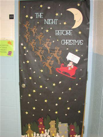 office christmas door decorating ideas office christmas
