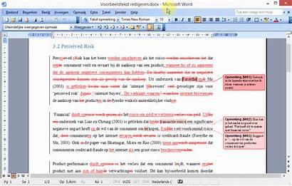 Word Opmerkingen Verwijderen 2003 Hoe Opmerking Je