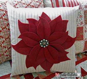 christmas once a month the crafty quilter With christmas pillows to make