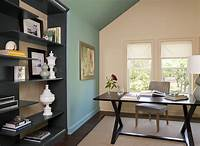 home office colors Interior Paint Ideas and Inspiration | Home Office Ideas ...