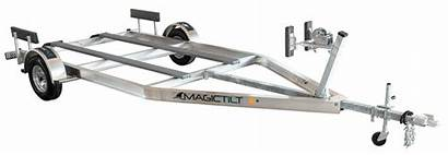 Airboat Axle Single Series Aluminum Trailers Trailer