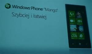 Windows Phone Mango – czy będzie szybciej i łatwiej niż u ...