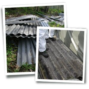 asbestos services wakefield north england complete