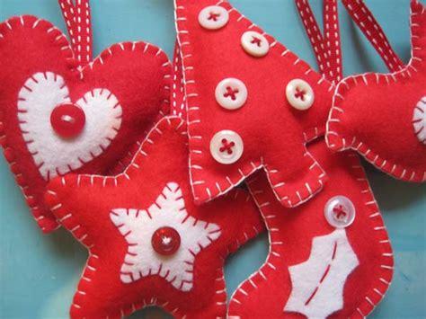christmas decorations felt  wwwindiepediaorg