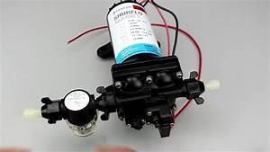 Water Pump Wire Diagram