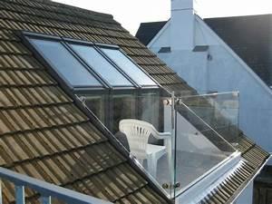 velux dachbalkon eine minimalistische design entscheidung With feuerstelle garten mit katzennetz balkon ohne dach