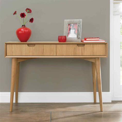 very narrow sofa table very thin console table entryway console tables page