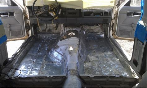fixing floor pans jeep cherokee forum