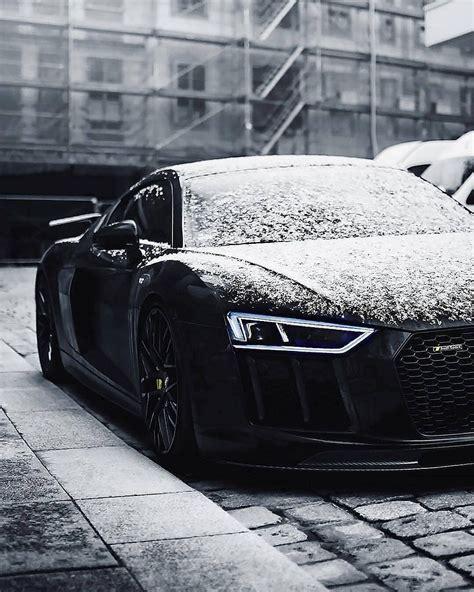 #audi #r8 #black #white #audi #r8 #black #white #audir8   Audi r8 v10, Audi r8, Audi r8 schwarz