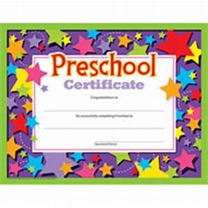 diplomas certificates awards for preschool kindergarten With pre k award certificate templates