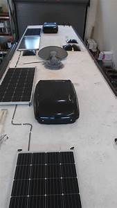 Solar Panel Installation For Rvs  U0026 Trailers