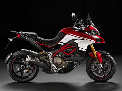 Ducati Multistrada by 2016 Ducati Multistrada 1200 Pikes Peak