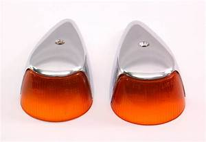 Fender Turn Signal Light Set 64