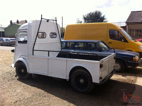 1963 Citroen Hy Pickup Van Catering/camper Conversion