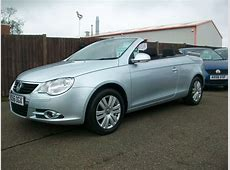 VW EOS 16 CONVERTIBLE Kilverstone Cars Used Cars Thetford