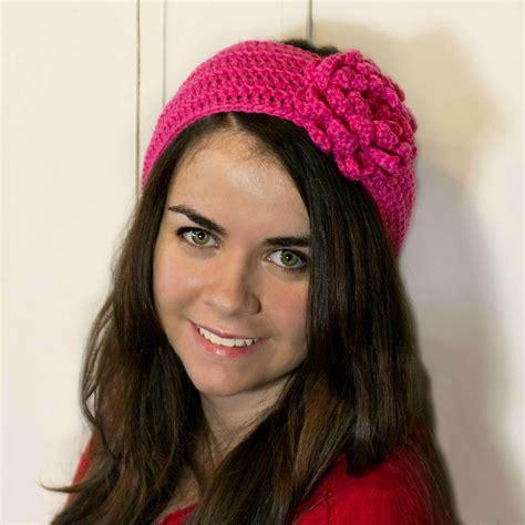 crochet hair band cozy colorful crochet headband designs for