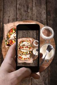 10+ Smartphone Food Photography Tips For Awesome Shots - Shutterturf