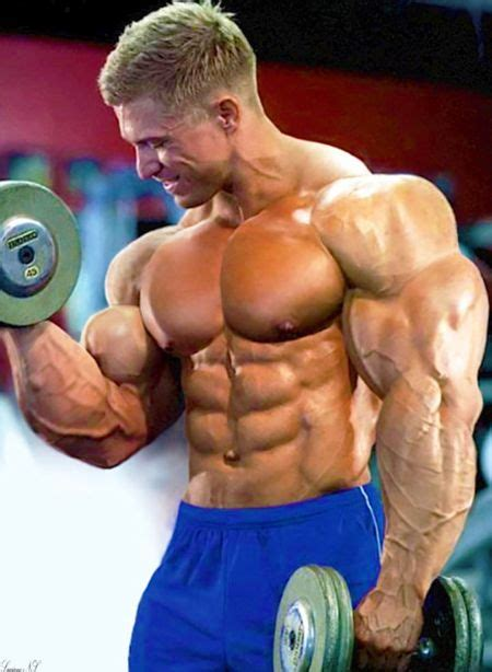 Super muscle blond of California. | Muscle, Bodybuilders ...