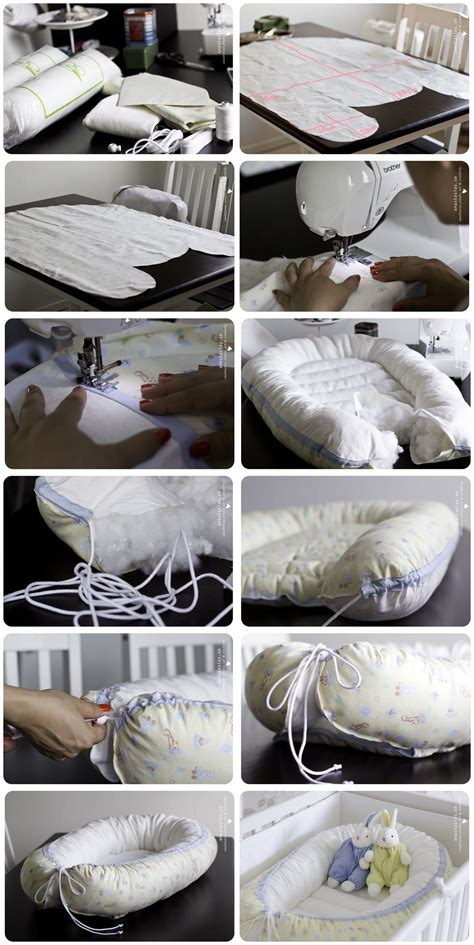 Description On How To Make Your Own Babynest Great For A