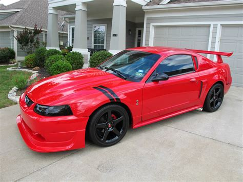 2004 Ford Mustang Gt Custom Super Charger  For Sale