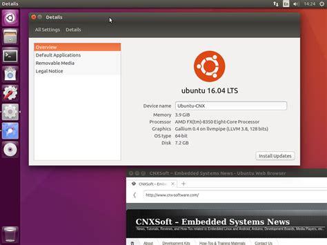 ubuntu server l server ubuntu 16 04 lts quot xenial xerus quot release