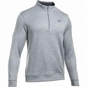 Under Armour Storm Sweater 1 4 Zip Fleece Jacket Men 39 S