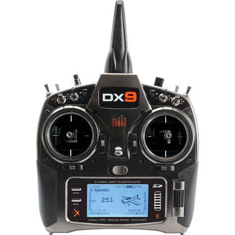 spektrum spektrum dx  channel dsmx transmitter tx spmr