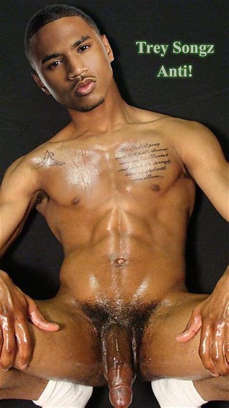 Trey Songz Gay Porn jonge rode hoofd pussy