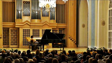 Alkan Concerto For Solo Piano Live By World-class Concert