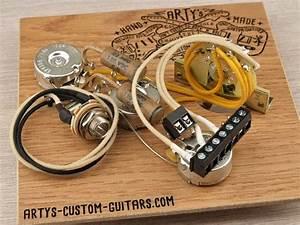 Arty U0026 39 S Custom Guitars Stratocaster Tone Split Solderless